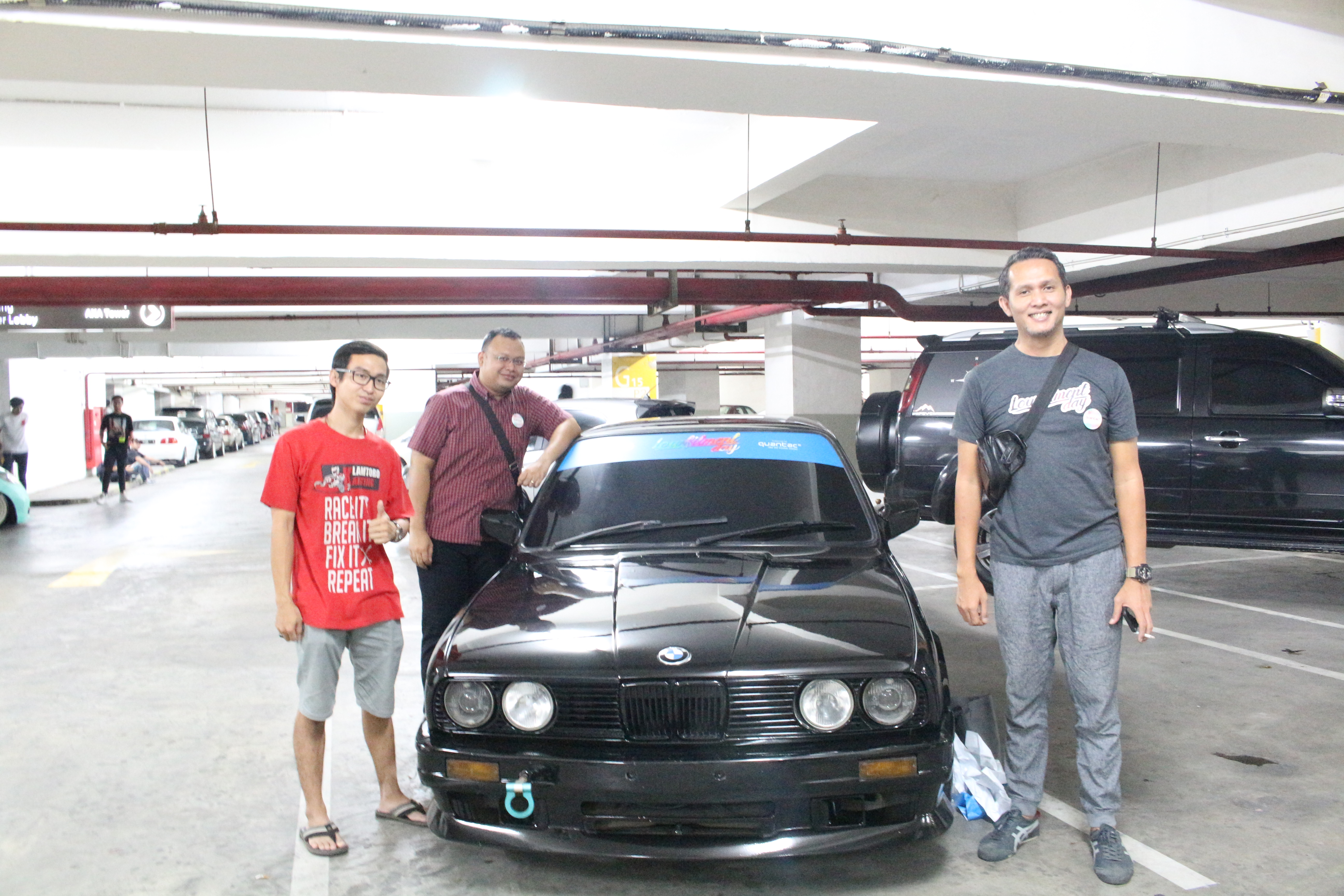 LOWFITMENT DAY 5 supported by QUANTAC®