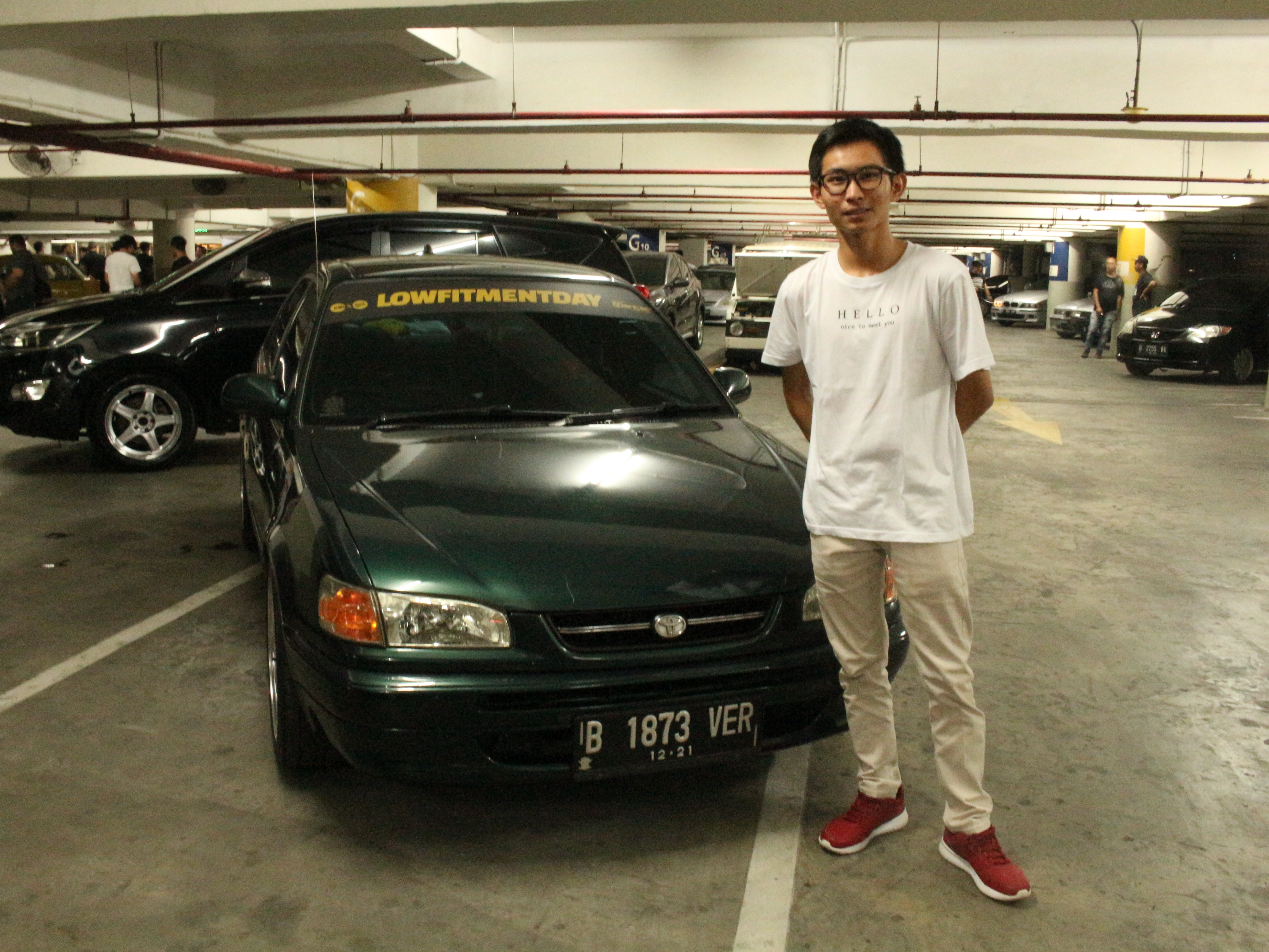 Lowfitment Day 6 support by QUANTAC