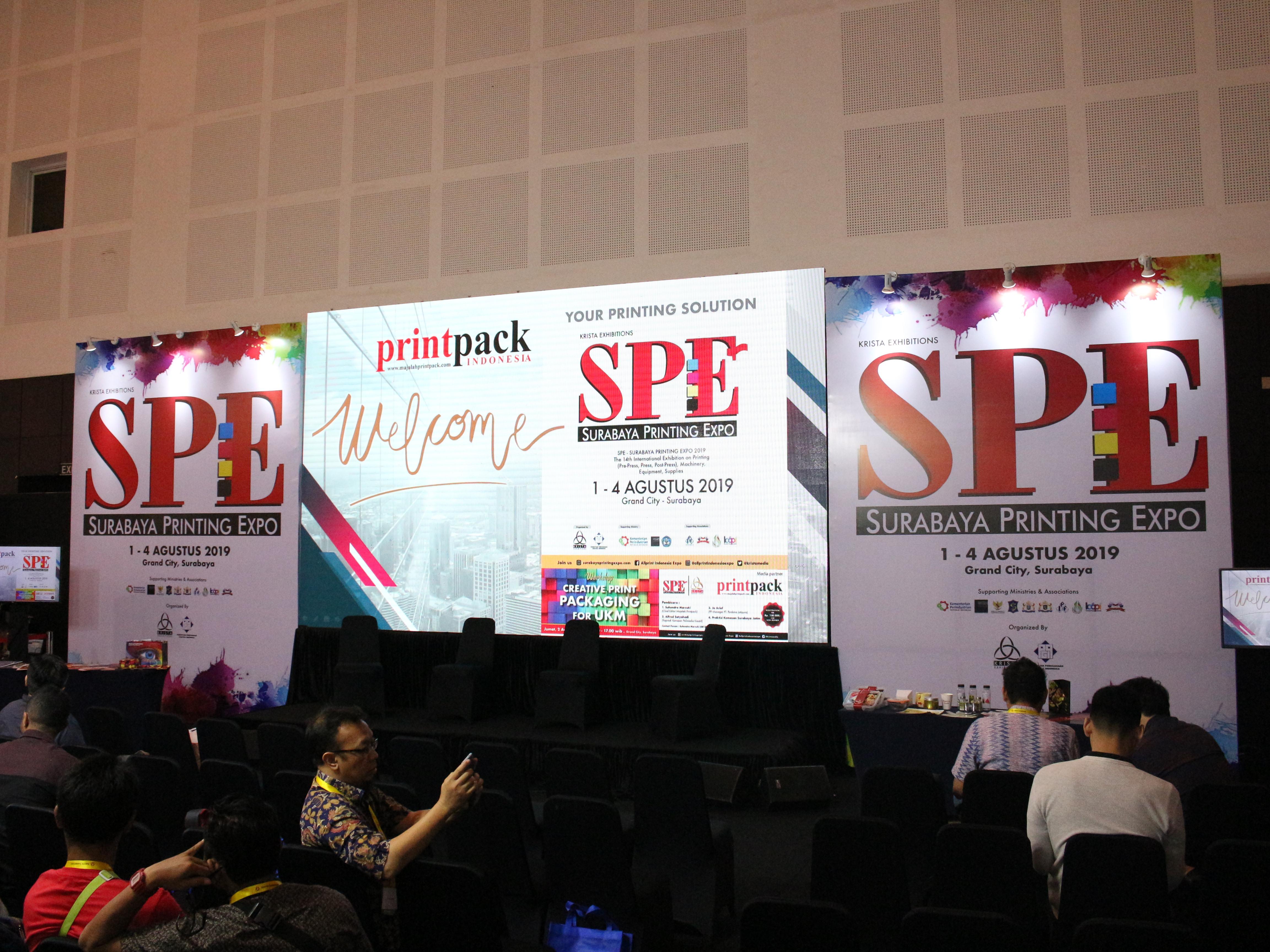 Surabaya Printing Expo 2019