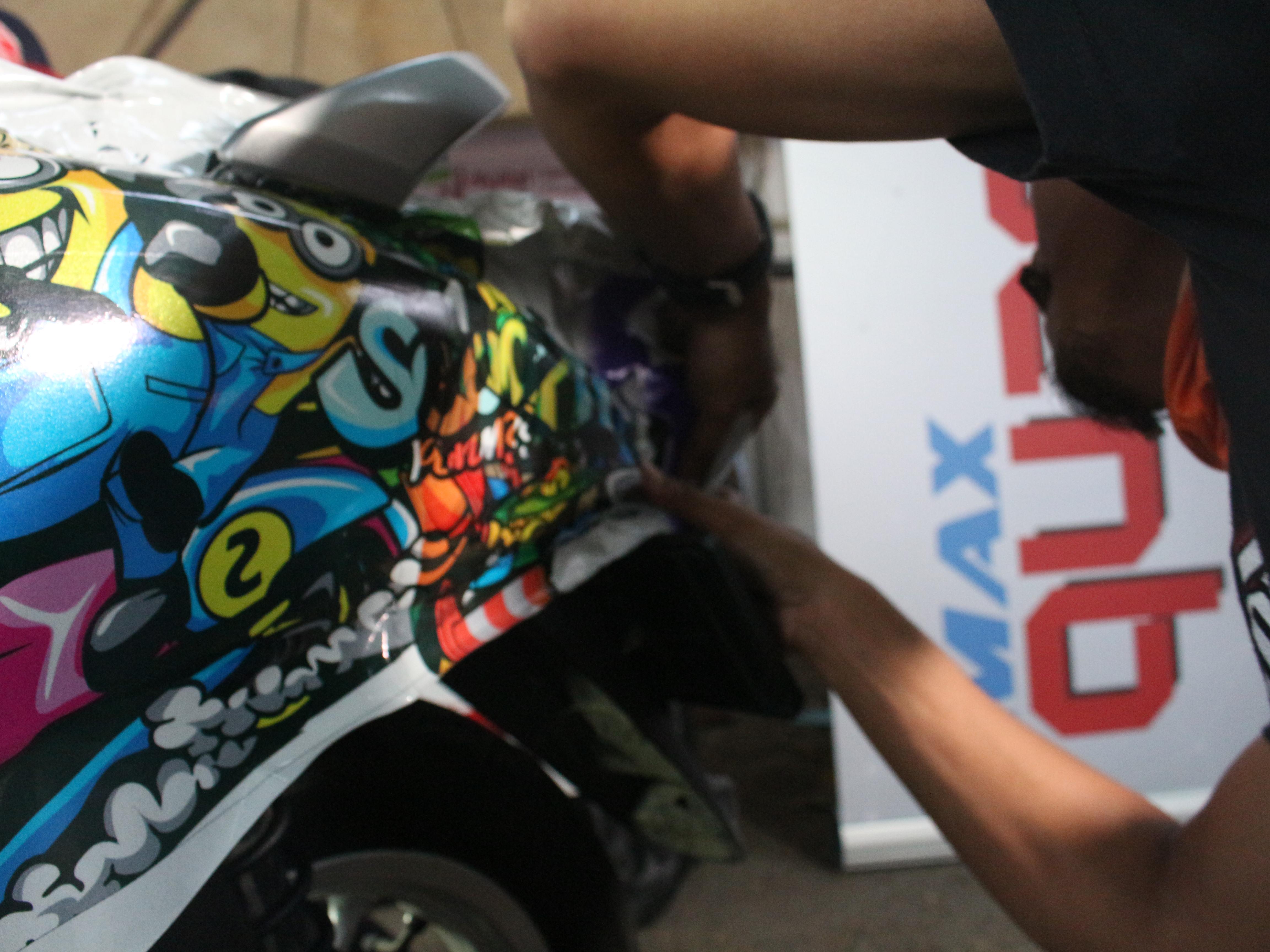 KPPS Indonesia (Komunitas Penjual dan Pemasang Sticker)